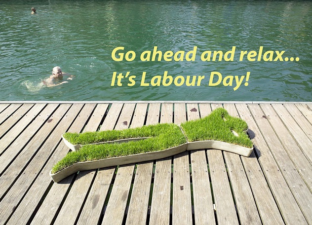 Labour Day- Landmark