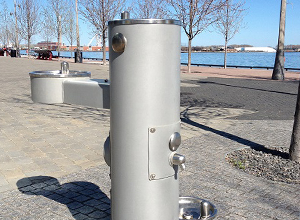MDF Drinking Fountain 2